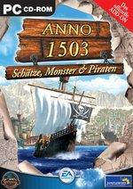 Anno 1503 - Sch�tze, Monster und Piraten