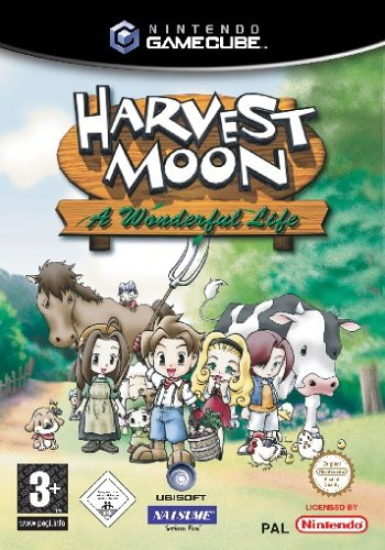 Harvest Moon - A Wonderful Life