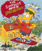 The Simpsons - Bart versus the Space Mutants