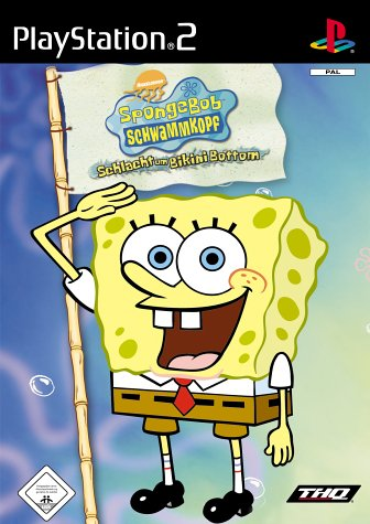 SpongeBob Schwammkopf- Bikini Bottom