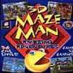 3D Maze Man in verrückten Abenteuern