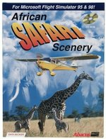 African Safari Scenery