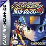 Megaman Battle Network 4 Blue Moon