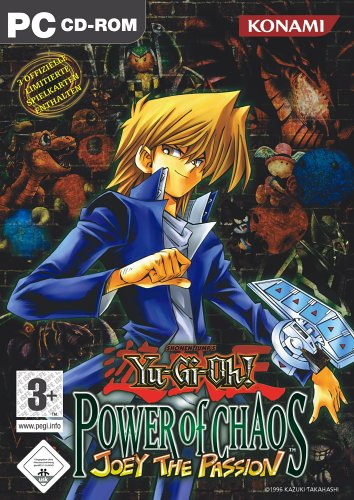 Yu-Gi-Oh! - Power of Chaos: Joey the Passion
