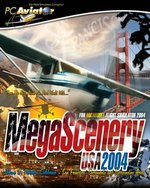 Flight Simulator 2004 - MegaScenery USA 3