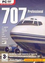 Flight Simulator 2004 - 707 Professional