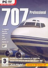 Flight Simulator 2004 - 707 Professional