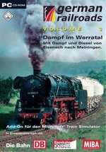 Train Simulator - German Railroads Vol. 3