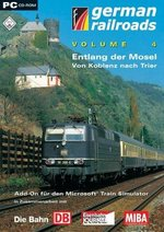 Train Simulator - German Railroads Vol.4
