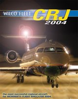 Flight Simulator 2004 - Canadair CRJ