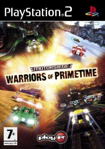 Motorsiege - Warriors of Primetime