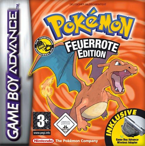 Pokémon Feuerrote Edition