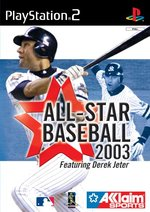 All Star Baseball 2003