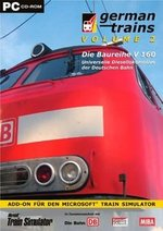 German Trains - Volume 2 - Die Baureihe V160