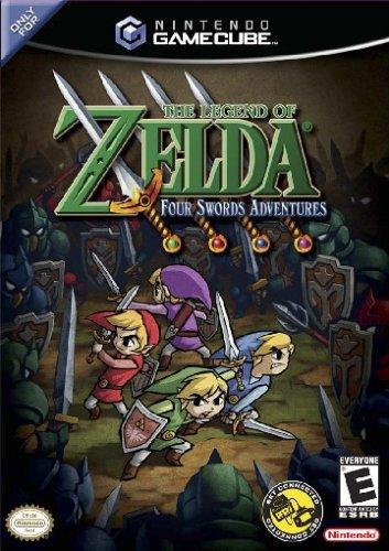 The Legend of Zelda - Four Swords Adventures
