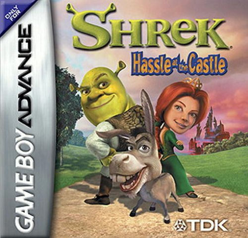 Shrek - Hassle at the Castle