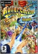 RollerCoaster Tycoon 3 - Platschnass!