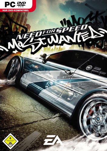 Need For Speed: Most Wanted - Geiles Erlebnis, zu wenig FPS