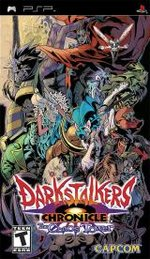 Darkstalkers Chronicle - The Chaos Tower