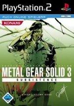 Metal Gear Solid 3 - Subsistence