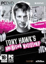 Tony Hawks American Wasteland