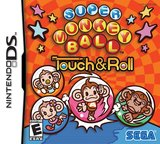 Super Monkey Ball - Touch & Roll