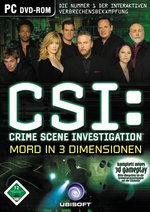 CSI 4 - Mord in 3 Dimensionen