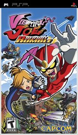 Viewtiful Joe Red Hot Rumble