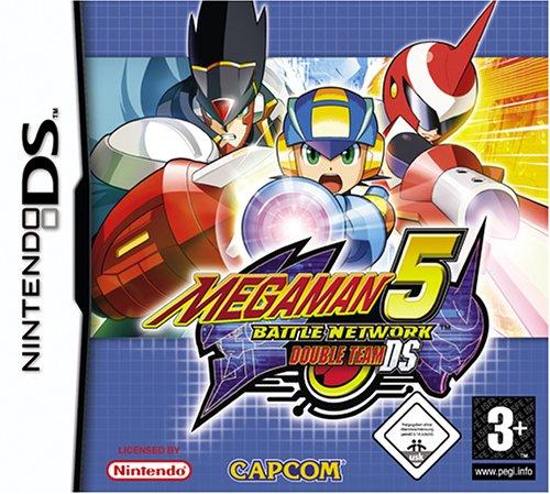 Mega Man - Battle Network 5 Double Team