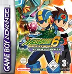 Mega Man - Battle Network 6 Grega