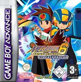 Mega Man - Battle Network 6 Falsa