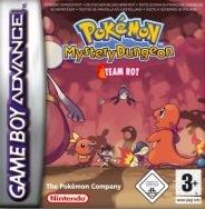 Pokémon Mystery Dungeon - Team Rot