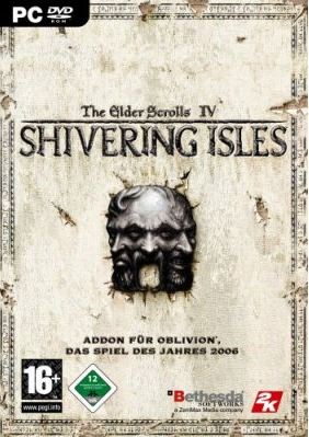 The Elder Scrolls 4 - Shivering Isles