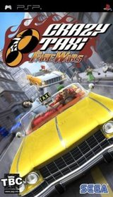 Crazy Taxi - Fare Wars