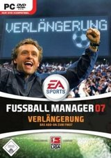 Fussball Manager 07 - Verl�ngerung