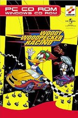 Woody Woodpecker Racing