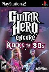 Guitar Hero: Rock the 80s