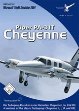 Flight Simulator 10 - Piper Cheyenne