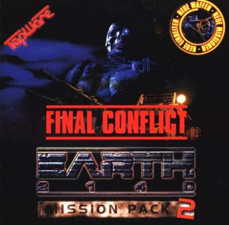 Earth 2140 - Mission Pack 2: Final Conflict