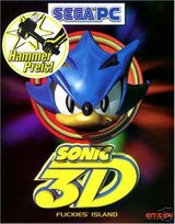 Sonic 3D - Flickies Island