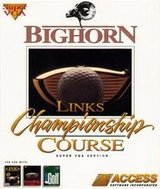 Links Championship Course Bighorn