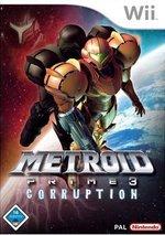 Metroid Prime 3 Corruption