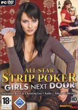 All Star Strip Poker - Girls next door