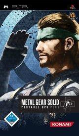 Metal Gear Solid - Portable Ops Plus