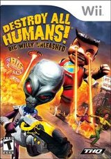 Destroy All Humans! Big Willy: Entfesselt