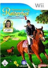 Abenteuer auf dem Reiterhof - Pferdefl�sterin
