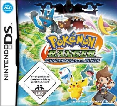 Pokémon Ranger - Finsternis über Almia
