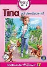 Tina auf dem Bauernhof