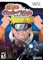 Naruto - Clash of Ninja Revolution
