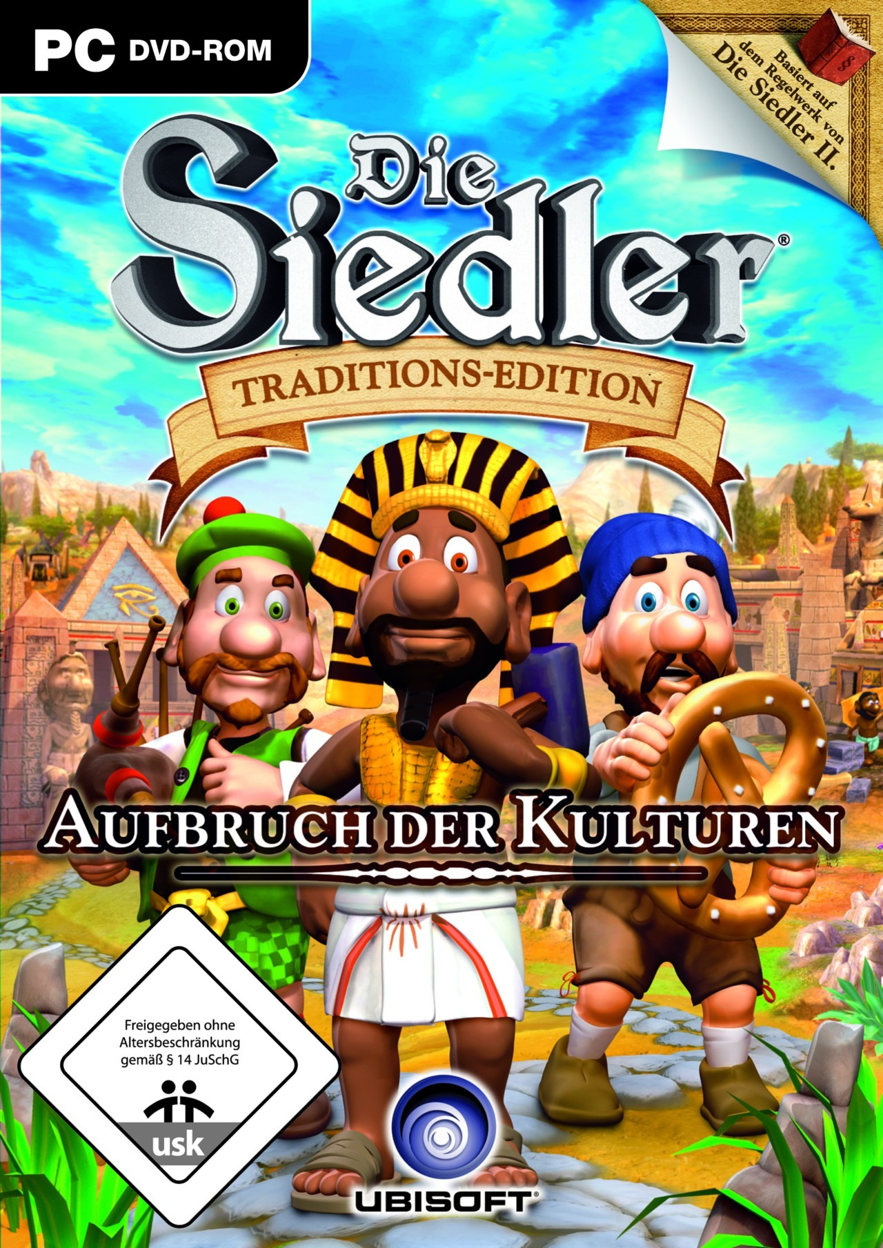 Die Siedler - Aufbruch der Kulturen